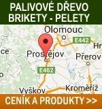 PALIVOVÉ DŘEVO-BRIKETY-PELETY-PROSTĚJOV